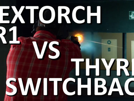 NEXTORCH FR-1 VS THYRM SWITCHBACK 2.0