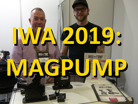 IWA 2019: MAGPUMP