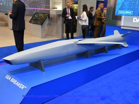 Rafael Advanced Defense Systems stellt Sea Breaker auf der DSEI 2021 vor