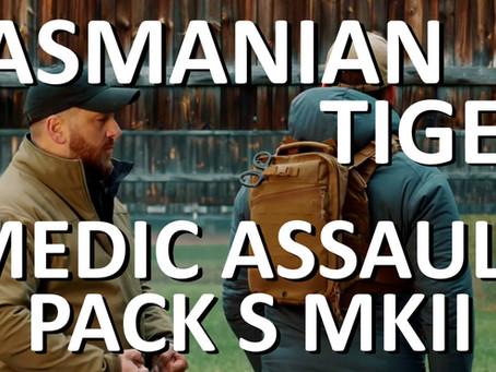 TASMANIAN TIGER MEDIC ASSAULT PACK S MKII