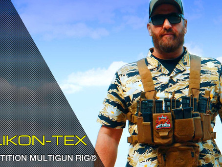 HELIKON-TEX COMPETITION MULTIGUN RIG