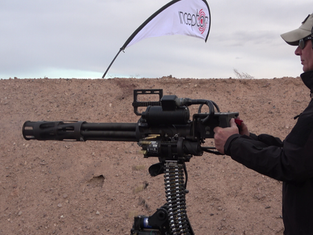 SHOT Show 2019: Industry Day at the Range