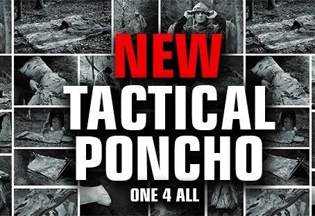 Carinthia G-LOFT Tactical Poncho verfügbar!