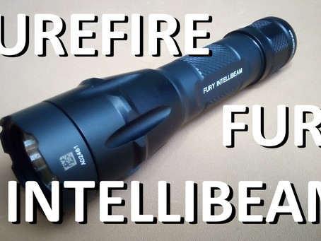 SUREFIRE FURY INTELLIBEAM