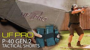 UF PRO P40 GEN 2 TACTICAL SHORTS