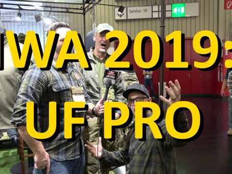 IWA 2019: UF PRO