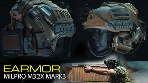 EARMOR MILPRO M32X MARK3
