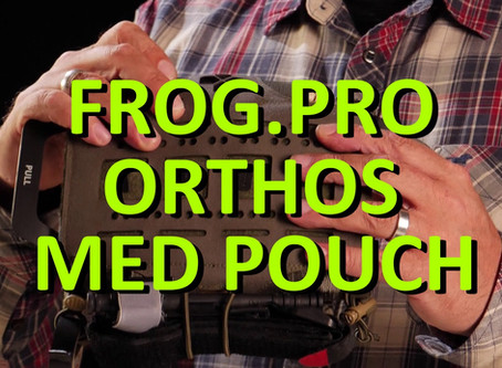 FROG.PRO ORTHOS Med Pouch