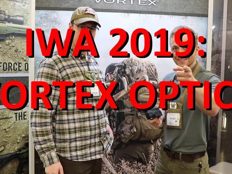 IWA 2019: Vortex Optics