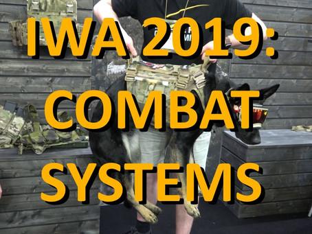 IWA 2019: Combat Systems