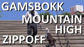 GAMSBOKK MOUNTAINHIGH ZIPPOFF PANTS - MULTICAM BLACK