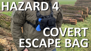 HAZARD 4 COVERT ESCAPE BAG