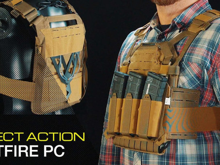 DIRECT ACTION GEAR SPITFIRE MK II PLATE CARRIER