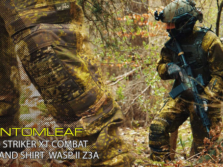 UF PRO STRIKER XT PHANTOMLEAF WASP II Z3A