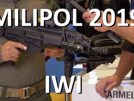 MILIPOL 2019: IWI
