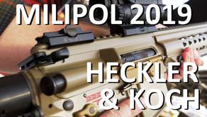 MILIPOL 2019: HECKLER & KOCH