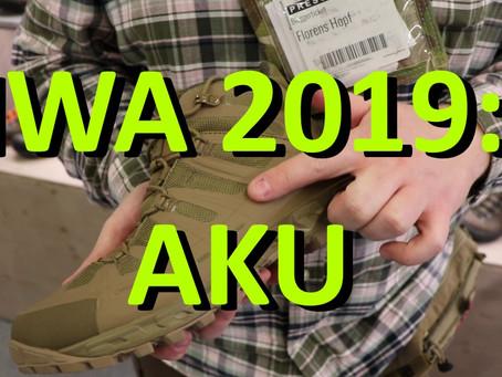 IWA 2019: AKU