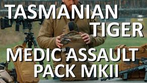 TASMANIAN TIGER MEDIC ASSAULT PACK MKII
