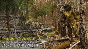 UF PRO SILENT WARRIOR SNIPER JACKET & PANTS PHANTOMLEAF WASP II