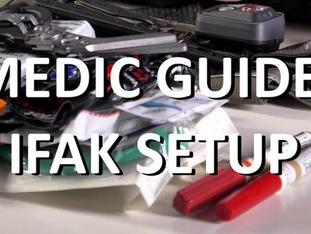 MEDIC GUIDE: IFAK SETUP