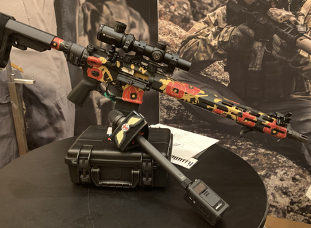 SHOT SHOW 2020 OTTE GEAR