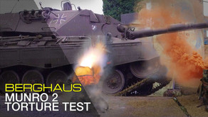 BERGHAUS MUNRO II - TORTURE TEST
