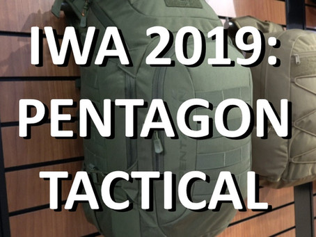 IWA 2019: Pentagon Tactical