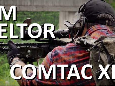 3M PELTOR COMTAC XPI HEADSET