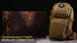 TASMANIAN TIGER MODULAR COMBAT PACK