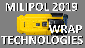 MILIPOL 2019: WRAP TECHNOLOGIES