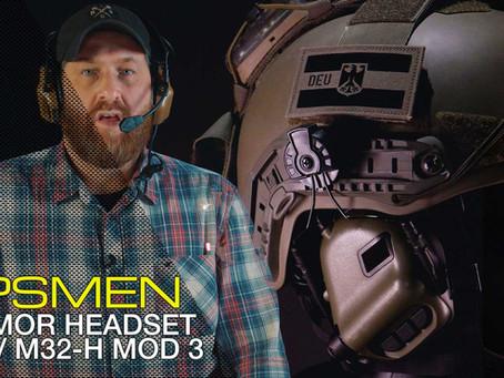 OPSMEN EARMOR M32 MOD3