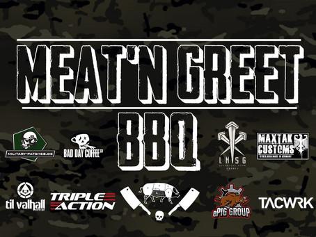 IWA 2019: Meat'n Greet BBQ