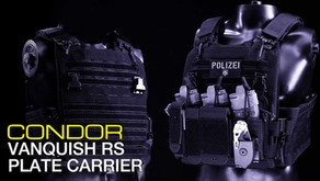 CONDOR VANQUISH  RS PLATE CARRIER