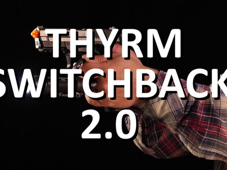 THYRM SwitchBack 2.0 Large Flashlight Ring