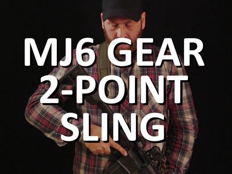 MJ6 GEAR 2 POINT SLING