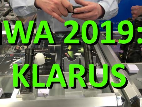 IWA 2019: Klarus