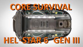 CORE SURVIVAL HEL-STAR 6 GEN III
