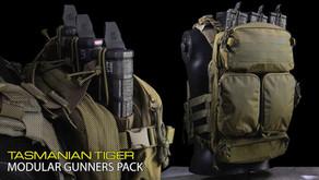 TASMANIAN TIGER MODULAR GUNNERS PACK