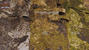 DIE PHANTOMLEAF STORY - TEIL3: TARNUNG FÜR ARIDE GEBIETE  - WASP II Z2