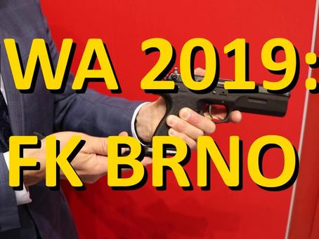 IWA 2019: FK BRNO
