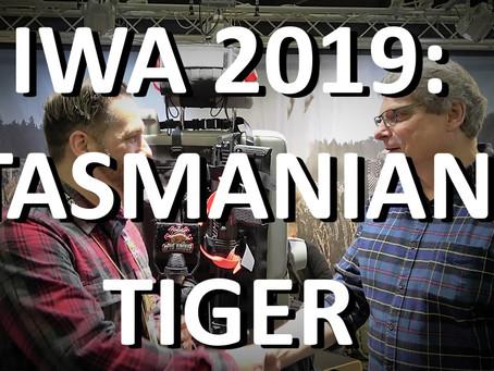 IWA 2019: Tasmanian Tiger