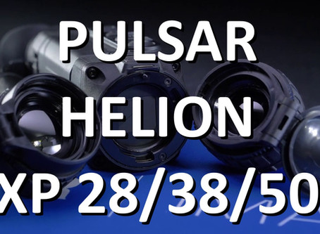Pulsar HELION XP28/38/50