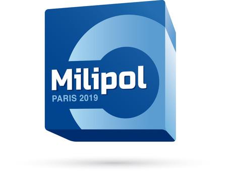 MILIPOL PARIS 2019 - TAG 1