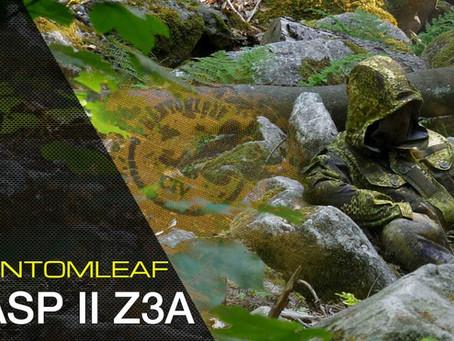 DIE PHANTOMLEAF STORY - TEIL1: GESCHICHTE, KONZEPT, WASP II Z3A