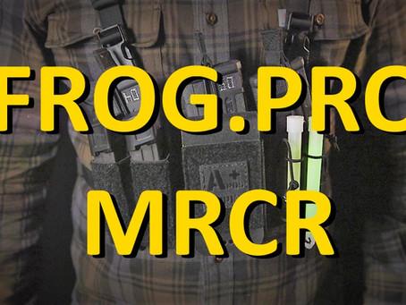 FROG.PRO - Modular Reconnaissance Chest Rig, Chest Pad Air und Reconnaissance Harness