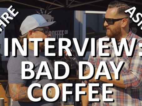30 JAHRE ASMC - INTERVIEW: BAD DAY COFFEE