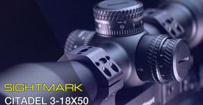 SIGHTMARK CITADEL 3-18x50 MR2