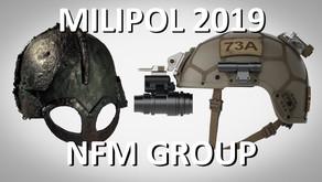 MILIPOL 2019: NFM GROUP