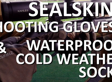 SEALSKINZ SHOOTING GLOVES & WATERPROOF COLD WEATHER SOCKS
