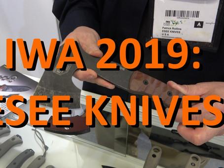 IWA 2019: ESEE KNIVES